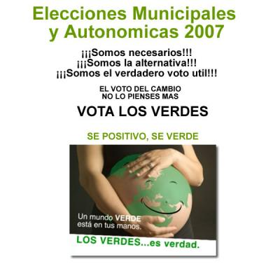 Elecciones municipales y autonómicas - 2007