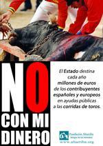 OBJECCION FISCAL - Ni toros ni armas